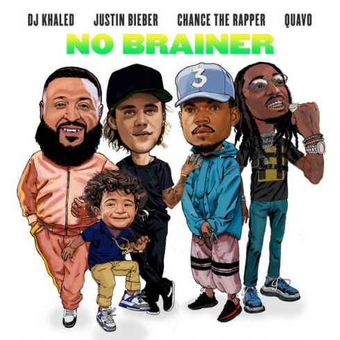 DJ Khaled – No Brainer (feat. Justin Bieber, Chance the Rapper & Quavo) (CDQ)