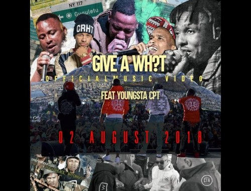 VIDEO: Driemanskap – Give A Wh?t ft. YoungstaCPT