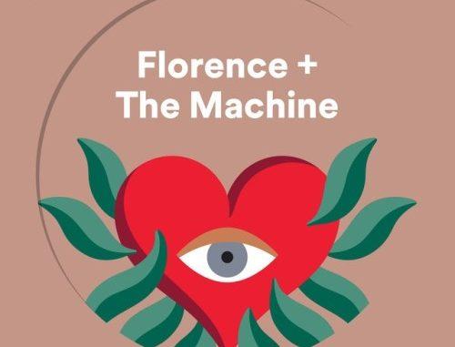 FLORENCE + THE MACHINE – HUNGER (RECORDED AT RAK STUDIOS, LONDON) [CDQ]