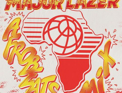 MAJOR LAZER – Get to Work